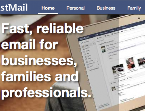 Fastmail.fm bringt Dropbox-Integration
