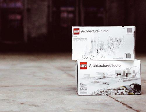 Lego Architekten