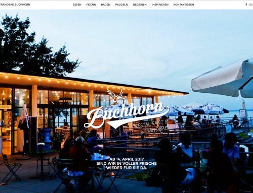 Restaurant Strandbad Buchhorn